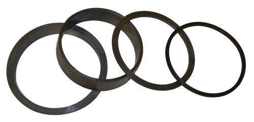 WARN 8680 Winch Service Kit with Bushings, Seal, and Thrust Washer for M8274 Lower Housing Assembly