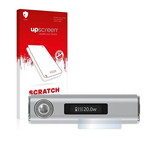 upscreen Scratch Shield Clear Displayschutz Schutzfolie für Joyetech eGrip OLED-CL (hochtransparent, hoher Kratzschutz)