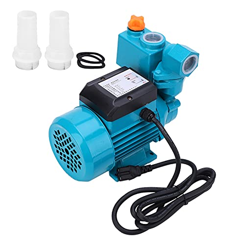 Bomba Autocebante, 12V/24V/48V/60V Bomba de Presión de Agua Autocebante Equipo de Sistemas de Filtración de Agua Pequeños de Refuerzo Multifunción DC(12V)
