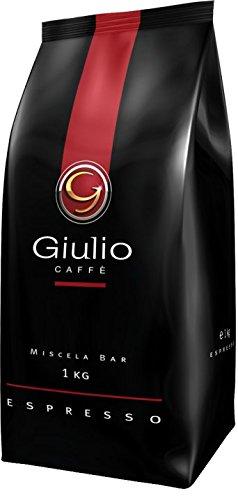 Seeberger Espresso Giulio, ganze Bohne, 1 kg
