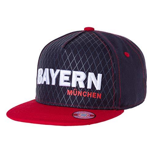 Bayern MÜNCHEN kompatibel Kinder Snapback Cap + Sticker München Forever/FCB/Cap/Hut/Kappe/Mütze/Basecap