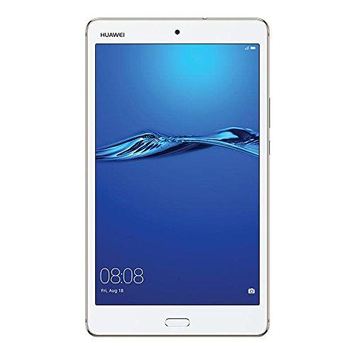 Huawei MediaPad M3 Lite (CPN-L09) 8.0-inches 3GB / 32GB Factory Unlocked Tablet PC - International Stock No Warranty (Gold)