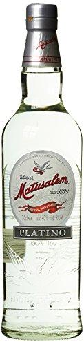 Matusalem Platino 3 Years white Rum (1 x 0.7 l)