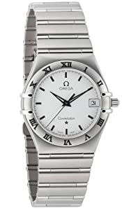 Omega Men's 1512.30.00 Constellation Stainless Steel Bracelet Watch Find Prices and Online and review image