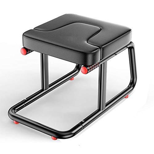 Verbeterde versie omgekeerde stoel, multifunctioneel omgekeerd artefact, rekbare yoga-hulpmiddelen, voor Family Gym Yoga Pilates verlichten vermoeidheid