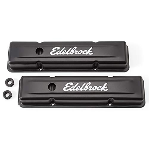 Edelbrock 4443 Engine Valve Cover, Multi, One Size