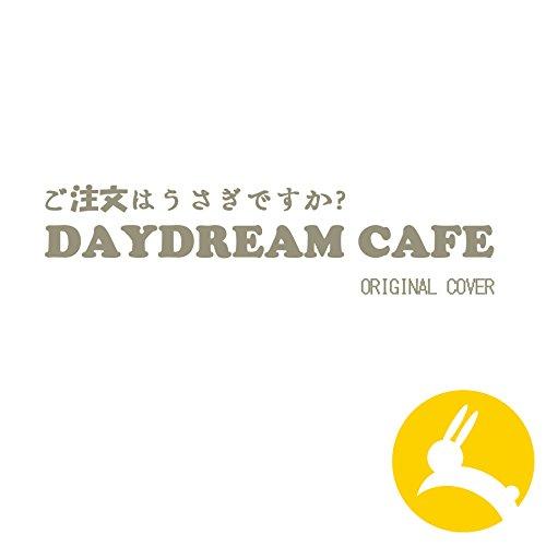 ご注文はうさぎですか? DAYDREAM CAFÉ ORIGINAL COVER