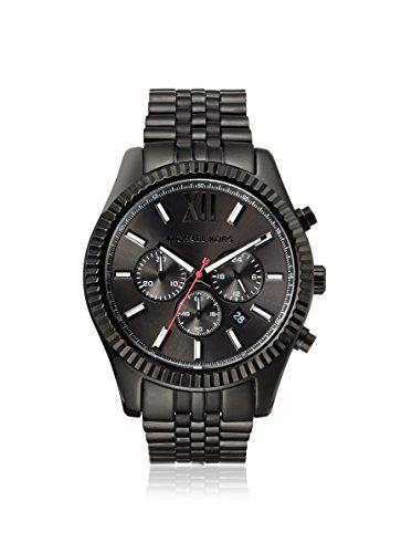 Michael Kors Men's MK8320 Black Stainless Steel Watch