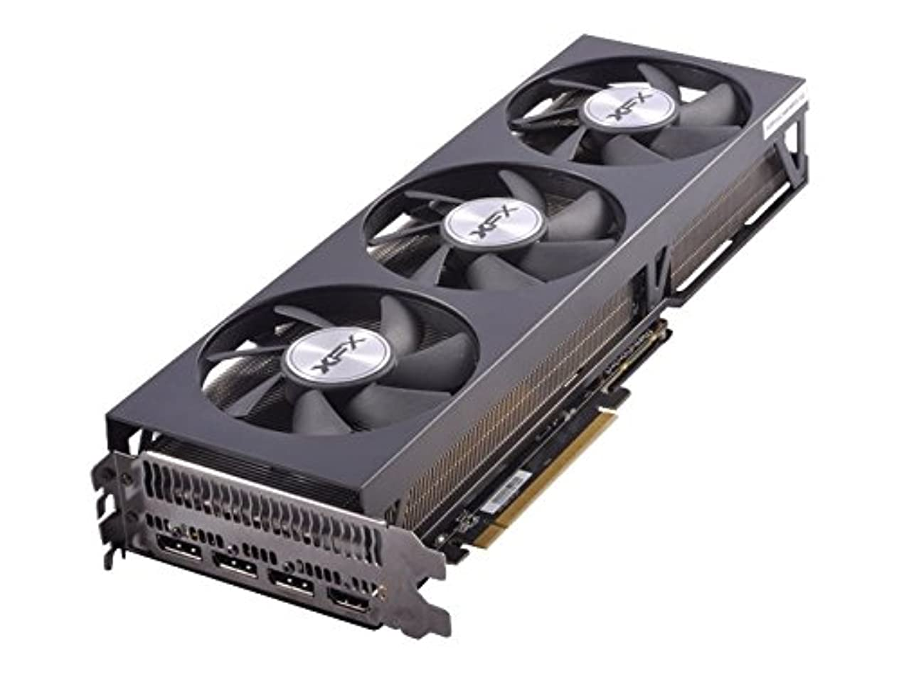 XFX Video Card Graphics Cards R9-FURY-4TF9 vzrhfzwb622