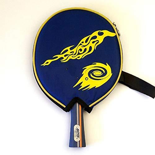 FQYYDD Ping Pong Paddle Galaxy Yinhe Raquetas de Tenis de Mesa Raquetas terminadas Granos en Raqueta Deportes Paleta terminada Ping Pong Paddle