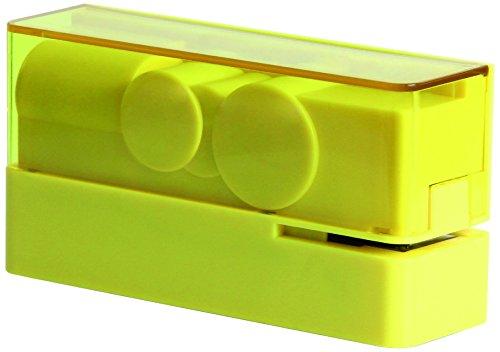 Lexon LD125J5 Flow, elektrische nietmachine, geel