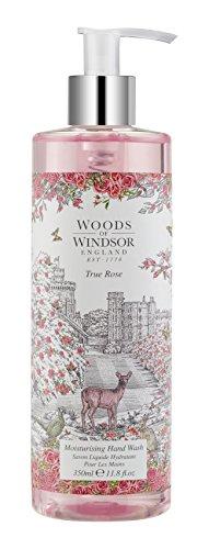 Woods of Windsor Woods of windsor true rose moisturising hand wash 350 ml 1er pack 1 x 350 ml