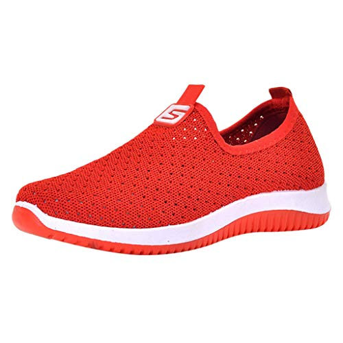 LuckyGirls Men's Fashion Breathable Shoes Casual Shoes Outdoor Travel Running Shoes