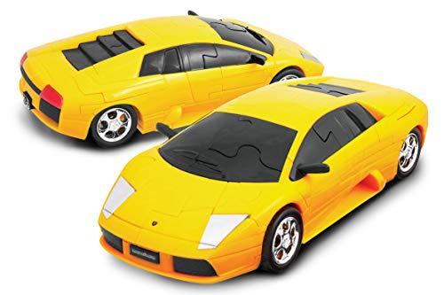 herpa- Puzzle Fun 3D 80657060-Lamborghini Murciélago, Amari
