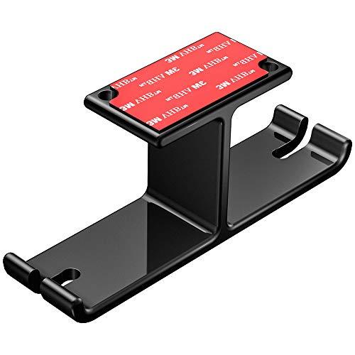 ヘッドホンスタンド フック アルミ合金製 超強力な3Mテープ ヘッドホンブラケット イヤホンフックBose sony AKG Beatsおよびその他のゲーム用ヘッドフォン PCヘッドフォン Bluetoothヘッドセットに適します