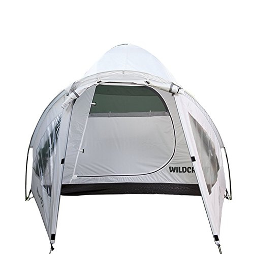 Wildcraft 8903338053330 Polyester Tent (White)