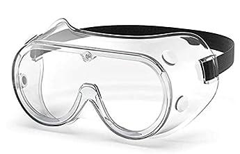 Foto di Occhiali di protezione medicale per l'assistenza medica di persone (1)