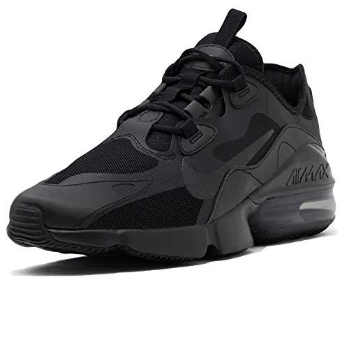 Nike Air MAX Infinity 2, Zapatillas para Correr Hombre, Black Black Black Black Anthracite, 43 EU