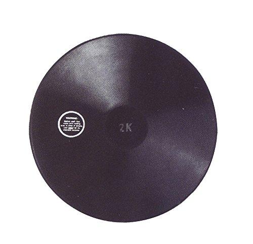Schiavi Sport - ART 5203, Disco Lancio Gomma, Kg. 1,500