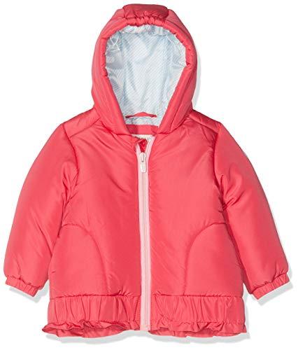 ESPRIT KIDS Baby-Mädchen Rp4200107 Outdoor Jacket Jacke, Rosa (Strawberry 342), (Herstellergröße: 68)