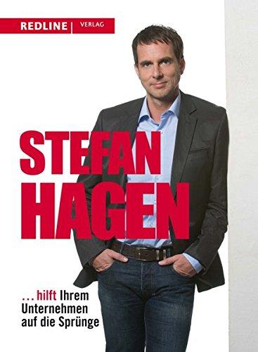 Hagen Stefan, Stefan Hagen... hilft Ihrem Unternehmen auf die Sprünge