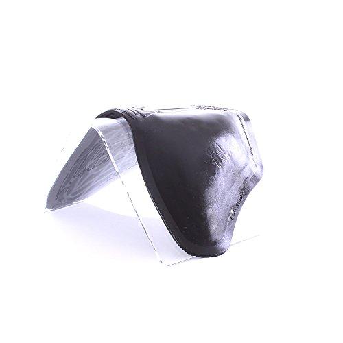 Gel-Riser VORNE, Acavallo®, one size, schwarz