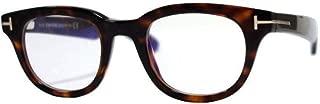 Eyeglasses Tom Ford FT 5558 -B 052 Shiny Dark Havana, Rose Gold