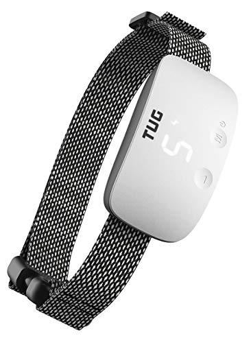 TUG Rechargeable Bark Collar; Adjustable Modes;...