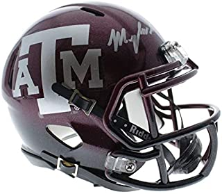 texas a&m black helmet