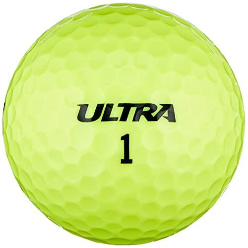 Wilson WGWR60600 Homme Balle de Golf Dure en 2 Pièces...