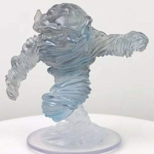 Wiz Kids Air Elemental #27 Fangs and Talons D&D Dungeons and Dragons Large 2' Base Painted Miniature