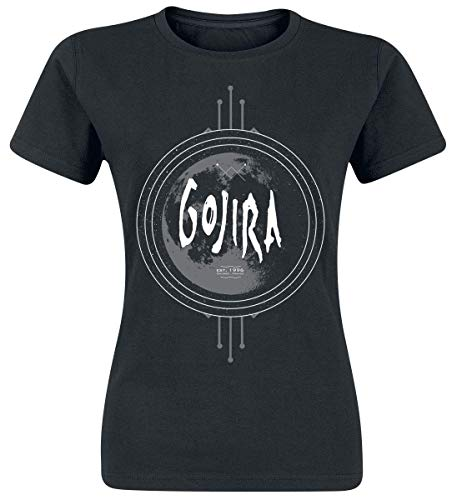 Gojira One Planet T-Shirt schwarz L