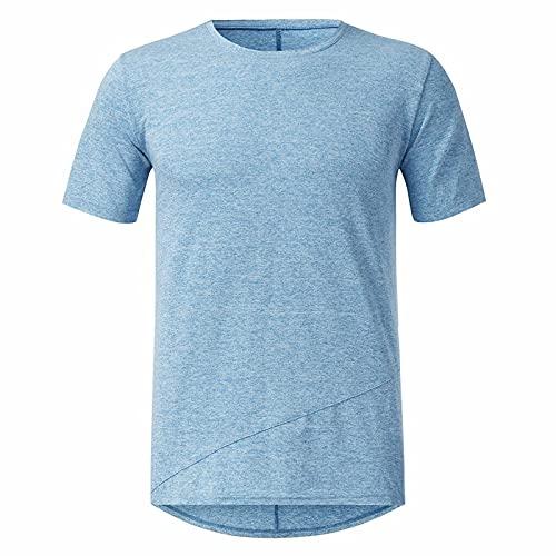 Tops Blouse Homme T-Shirt, Roiper T-Shirt Camouflage de Mode Hommes Casual Tops Slim Chemise à Manches Courtes Blouse
