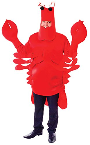 ADULTS Adult Costume: Lobster (disfraz)