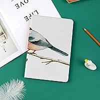 軽量版 iPad Pro 11 ケース 極薄軽量 2つ折りスタンド 磁気吸着式 オートスリープ機能 傷つけ防止 手帳型 2018秋発売のiPad Pro 11に対応 スマートカバー木の枝に座っている水彩画のかわいい野鳥クリスマステーマアートワーク装飾的な