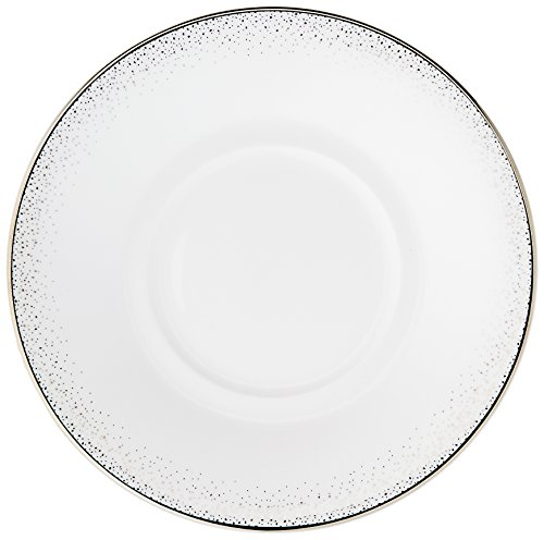 Noritake Alana Platinum Saucer, 6-inch