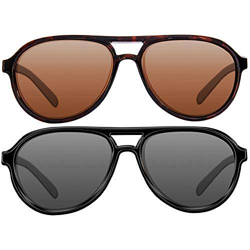 Korda 4 Dimension Gafas AVIADORES Gafas DE Sol POLARIZADAS