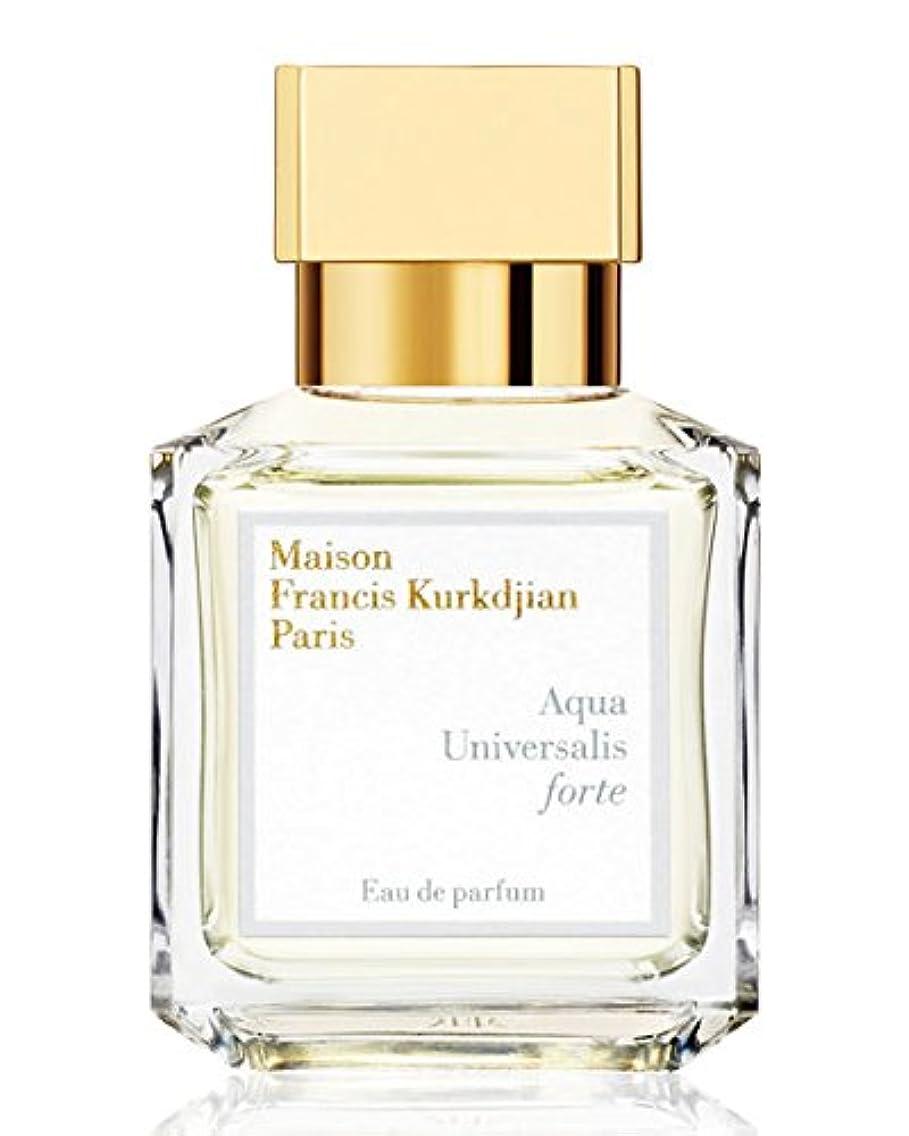 デッド近く礼拝Maison Francis Kurkdjian Aqua Universalis Forte (メゾン フランシス クルジャン アクア ユニバーサリス フォルテ) 2.4 oz (72ml) EDP Spray