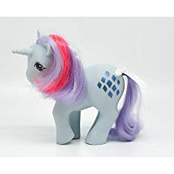 Classic reproductions of the original pony friends Authentic reproductions of the original 1980s ponies Includes brush, ribbon and mini collector poster Each Pony has a different glitter cutie mark, collect all four ponies (each sold separately) Age ...