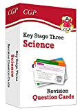 KS3 Science Revision Question Cards: superb for catching up at home (CGP KS3 Science)