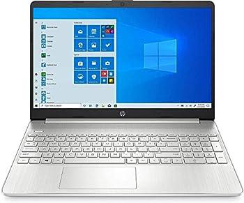 HP 15.6  Full HD Touch Screen Laptop PC Intel Core i5-1035G1 Processor 12GB RAM 256GB SSD Wi-Fi 5 HDMI Webcam Bluetooth Windows 10 Home Natural Silver W/ Valinor Accessories