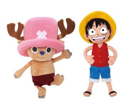 Peluche One Piece [Luffy]