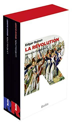 La révolution : Coffret 2 volumes
