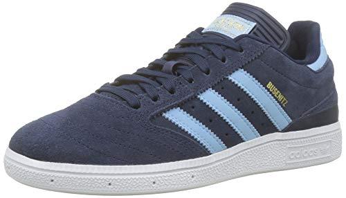 adidas Busenitz, Zapatillas de Skateboarding para Hombre, Azul (Maruni/Azucla/Dormet), 38 2/3 EU