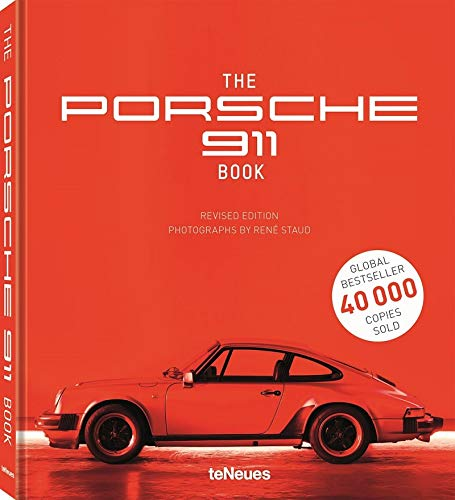 The Porsche 911 Book (Photography) (English, French and German Edition)