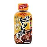 Ebara Grilled Meat Dipping Sauce Garlic Flavor 8.11oz(230g) Pack of 1,seasoning Japan Yakiniku