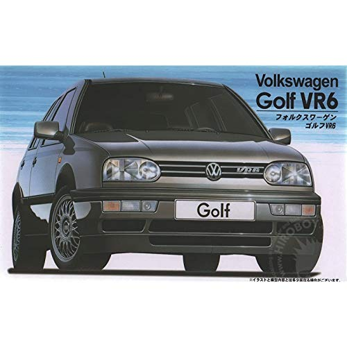 1/24 Volkswagen Golf VR6 91 (japan import