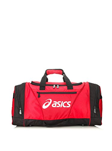 ASICS Sporttasche Medium rot/schwarz one Size
