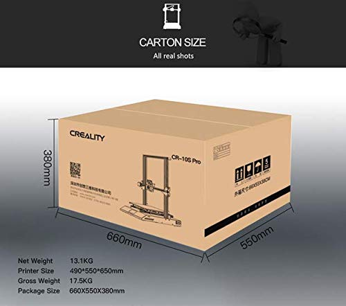Creality 3D – CR-10S Pro - 9