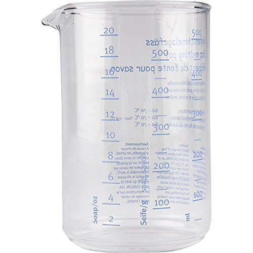 Seifenschmelztopf, 500 ml, 1 Stück